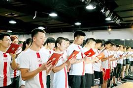 长沙健身教练培训期待你的加入
