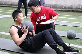 南昌考健身教练证书需要多久?