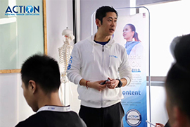 ACTION私人教练国际认证培训重庆站圆满结束