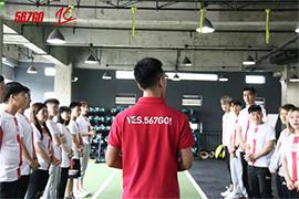 567GO健身教练培训各校区迎来新生开班